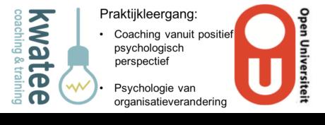 Leergang coaching voor professionals dating